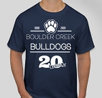 Bulldog Spirit Shirt